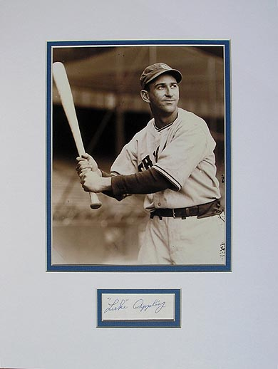 f2524c059c Great White Sox Hall of Famer played from 1930-50. Led league with .388  batting average in 1936. His .310 lifetime batting average and 2749 hits  are among ...