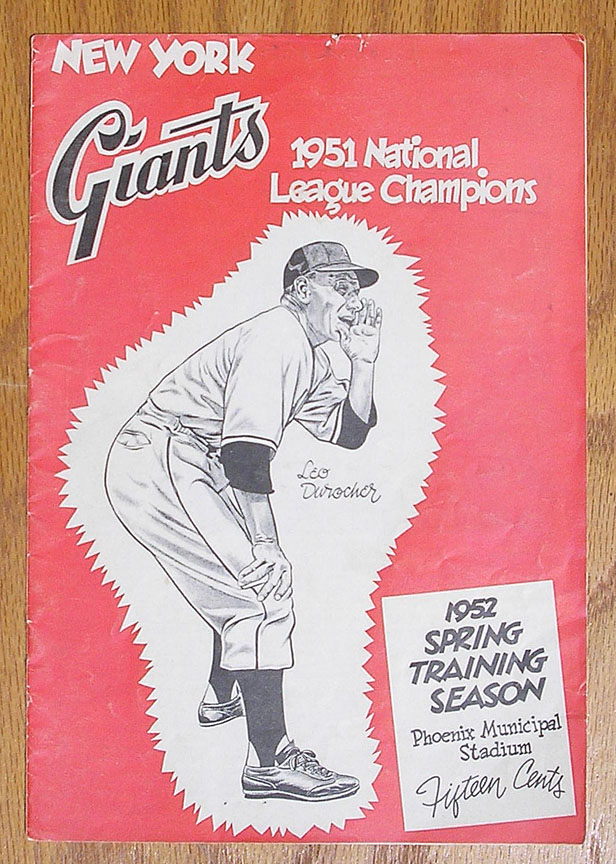 Vintage 1982 World Series Official Program Brewers vs Cardinals Factory Sealed